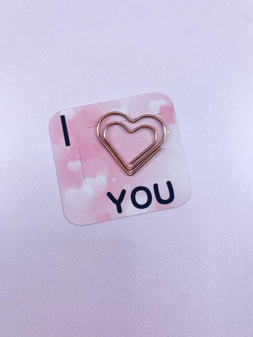 Clips I Love You 2 - Coração