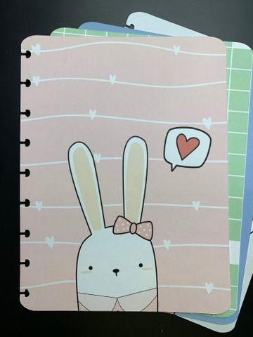 Dashboard Cute Bunny Médio