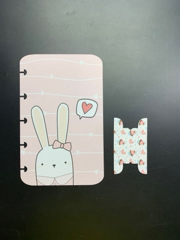 Dashboard Cute Bunny Pequeno