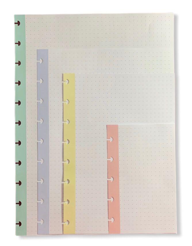 Refil Colors A5