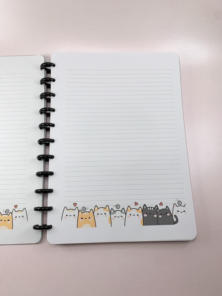 Refil Cutie Cat A4