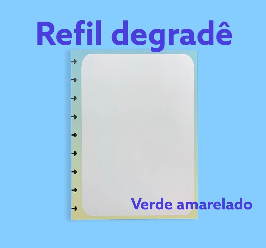 Refil Degrade - Médio