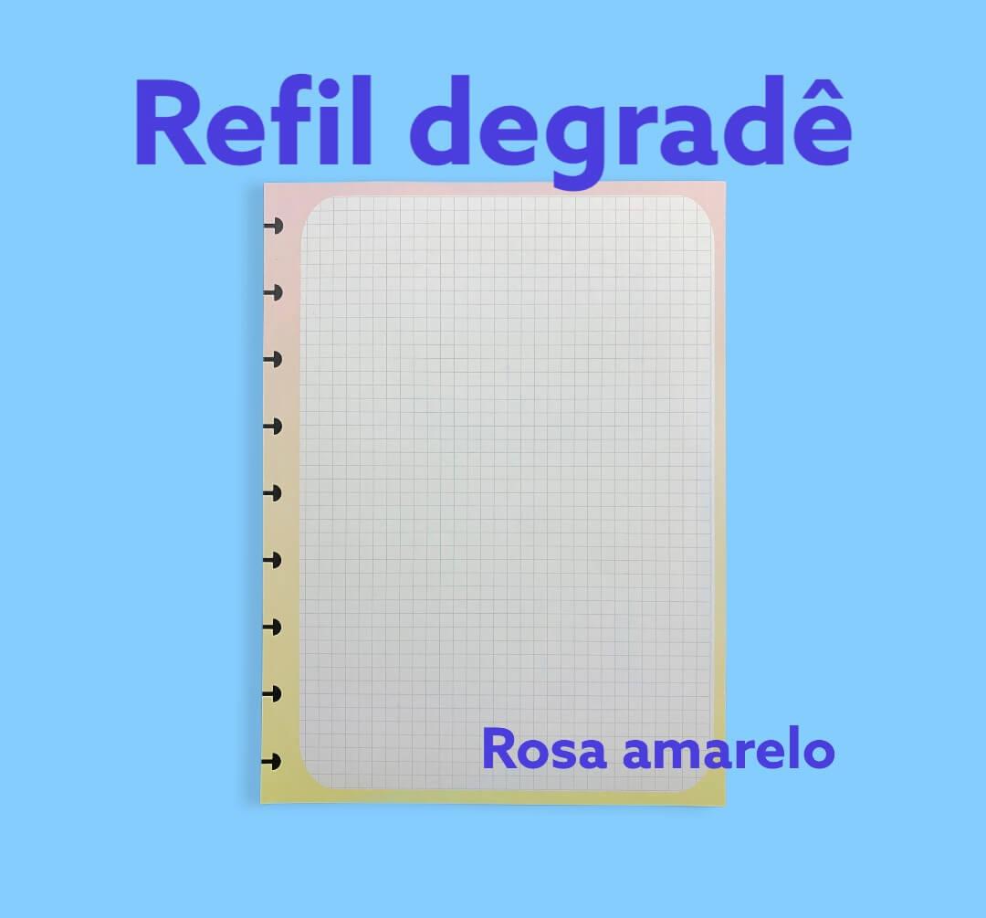 Refil Degrade - Pequeno