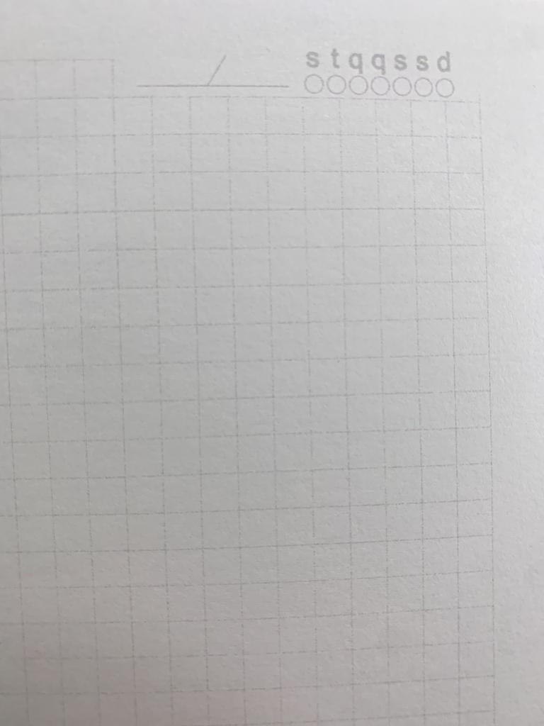 Refil linhas claras - Tamanho A5