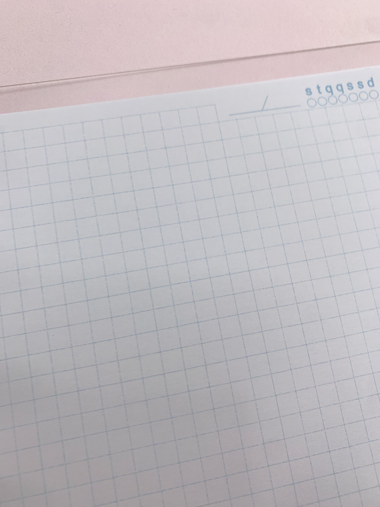 Refil linhas claras - Tamanho Grande