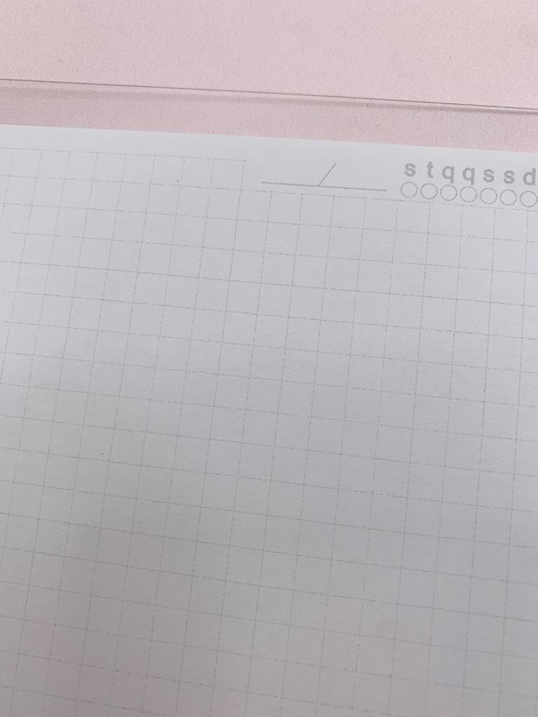 Refil linhas claras - Tamanho Médio
