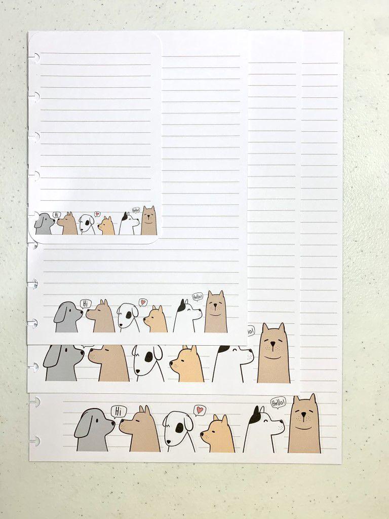 Refil Puppy Love tamanho pequeno