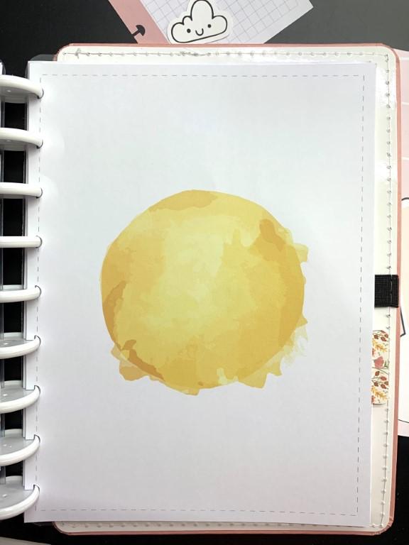 Refil quadros de lettering (A5)