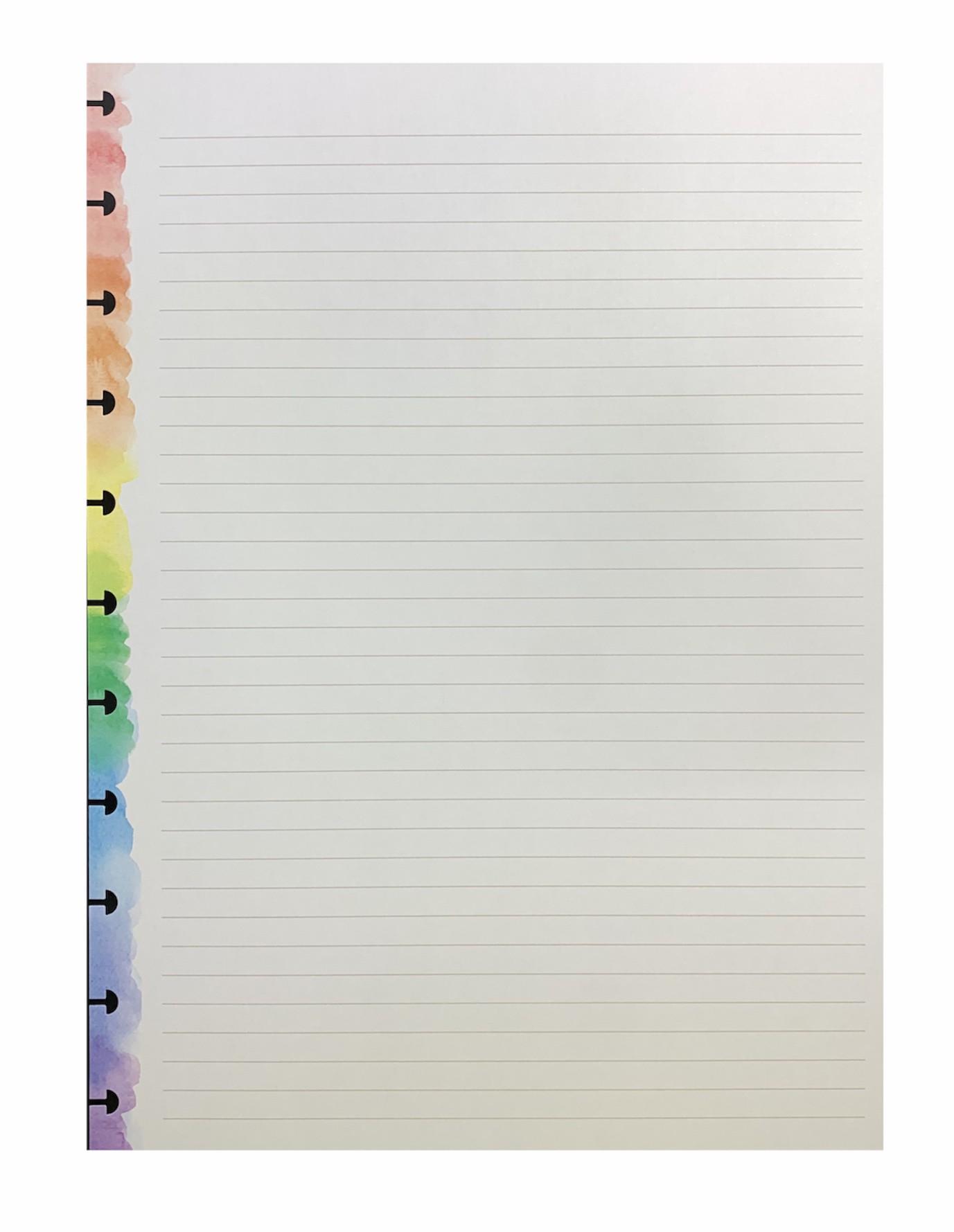 Refil Rainbow Grande