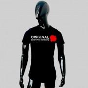 Camiseta Exclusive Original Collection Seja Você long Preto