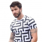 Camiseta OC Maze Branca