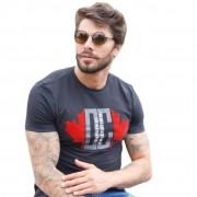 Camiseta OC Quebec Preta