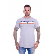Camiseta Original Collection Confort Oregon Cinza