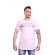 Camiseta Original Collection Confort Oregon Rosa