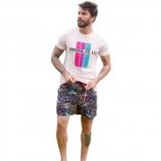 Shorts OC Color Full Preto