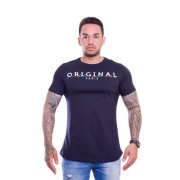 T shirt Confort Original Collectio Week long Preto