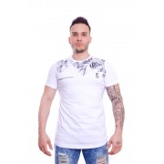 T shirt Confort Original Collection Cancun long Branca