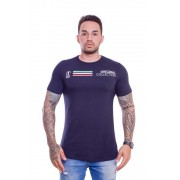 T shirt Confort Original Collection Veneza long Preta