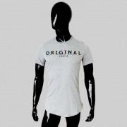 T shirt Confort Original Collection Week long Cinza Mescla