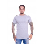 T shirt Confort Patent long