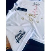 T Shirt  Menor MR signature
