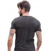 Camiseta OC Sued Velvety Preto