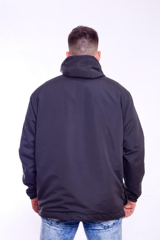 Blusa Corta Vento Anorak Nigth Black