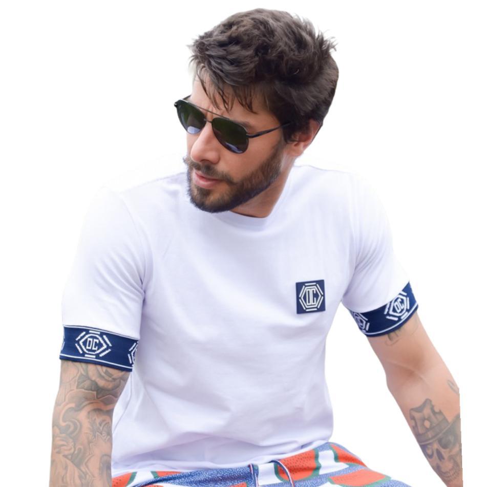 Camiseta Classic OC Soon Branco