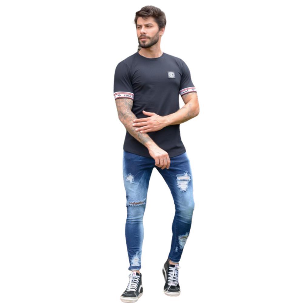 Camiseta Classic OC Style Preto