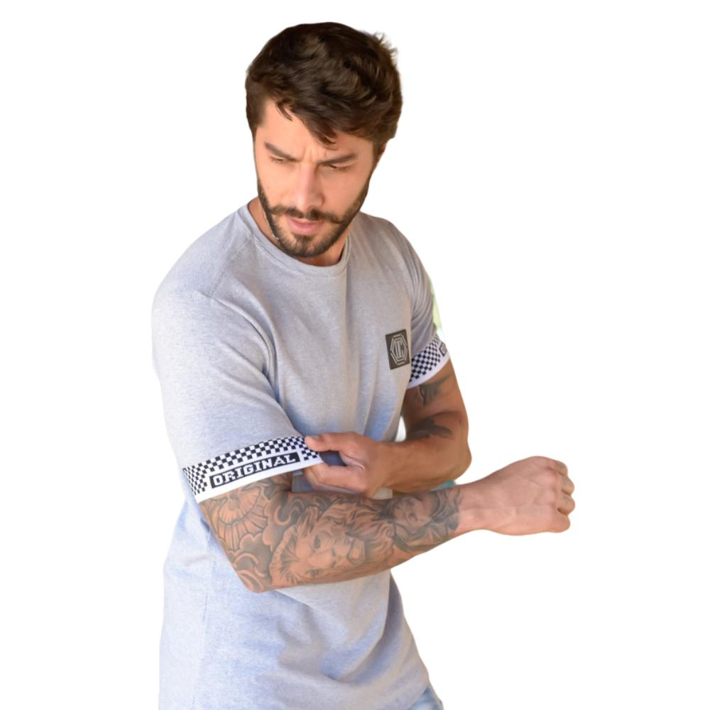 Camiseta Classic OC Tracks Mescla