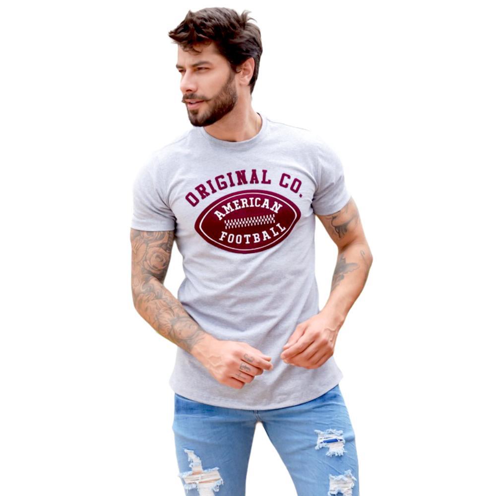 Camiseta OC Dallas Cinza