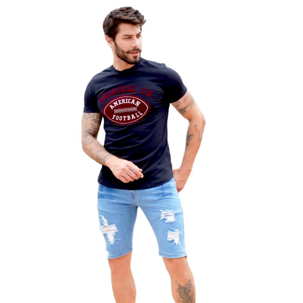 Camiseta OC Dallas Preta