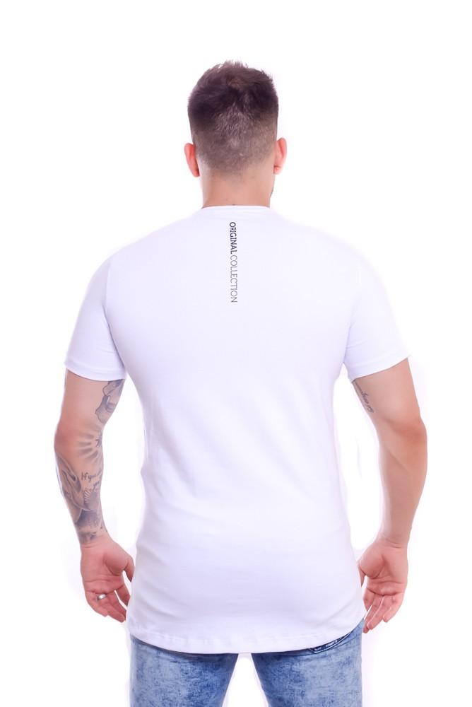 Camiseta OC Exclusive Parts Branco