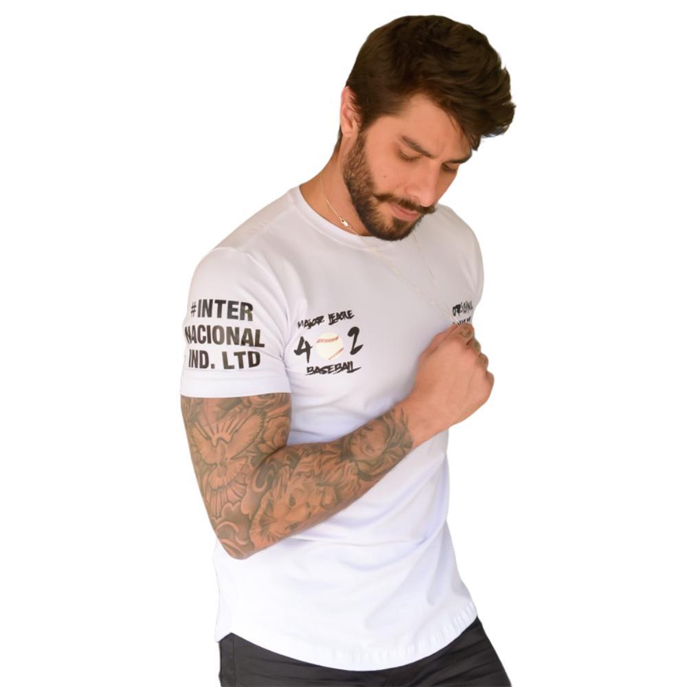Camiseta OC Jachie Branca