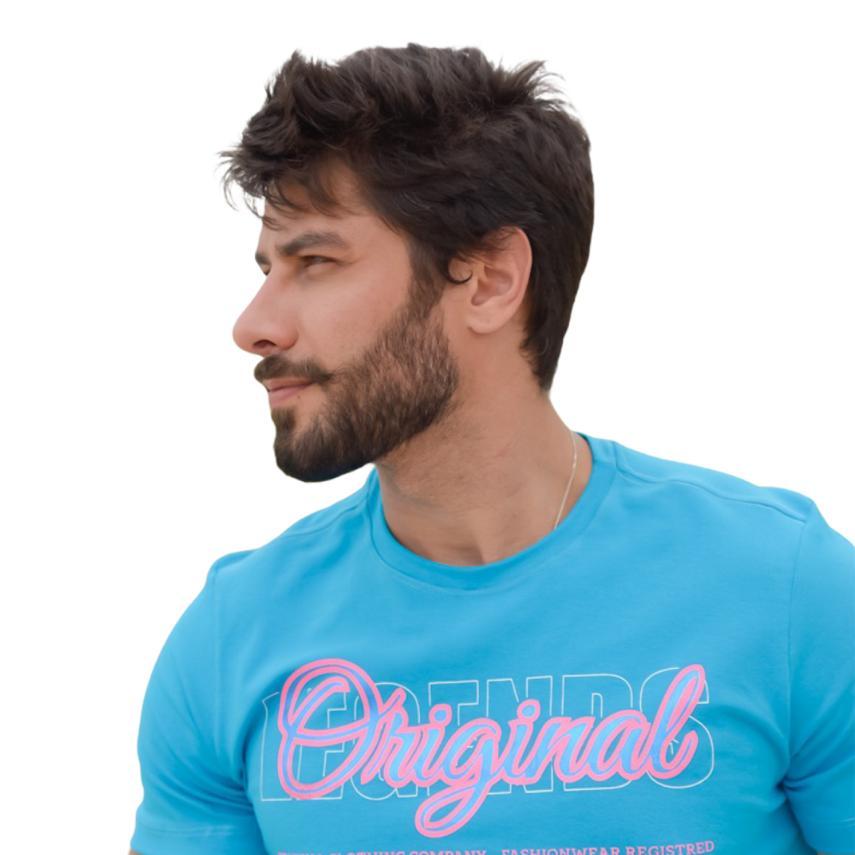 Camiseta OC Legends Turquesa