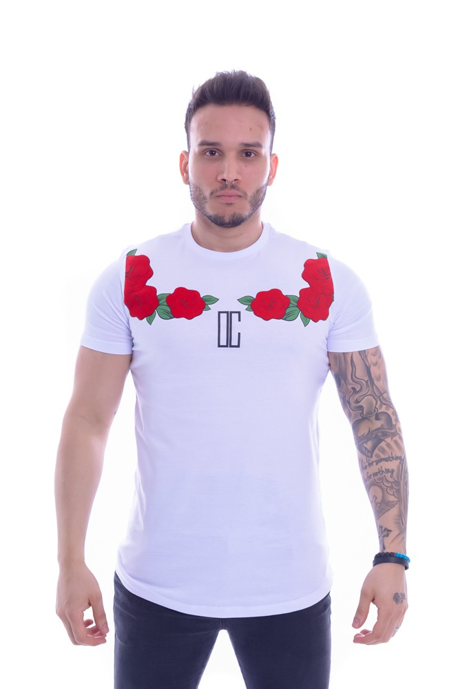 Camiseta Original Collection Confort Califa Premium Branco