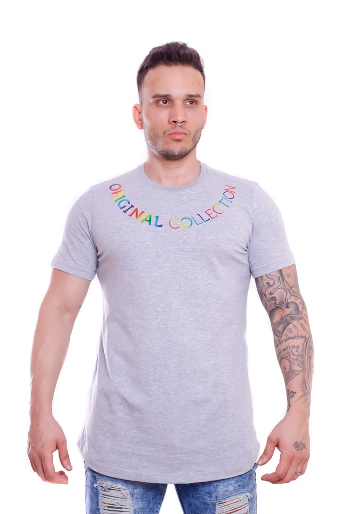 Camiseta Original Collection Confort Corrente Fruit Mescla