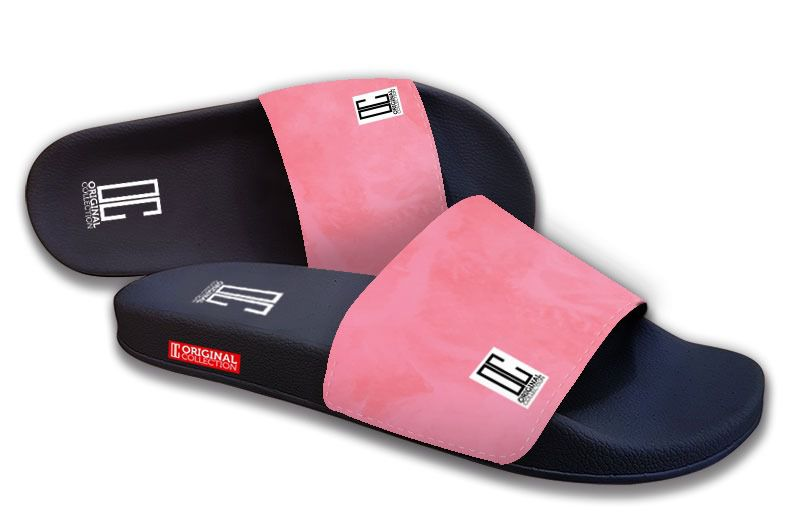 Chinelo Slide Color Rose