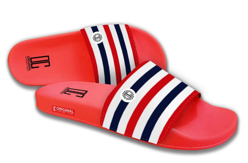 Chinelo Slide Sailor Vermelho