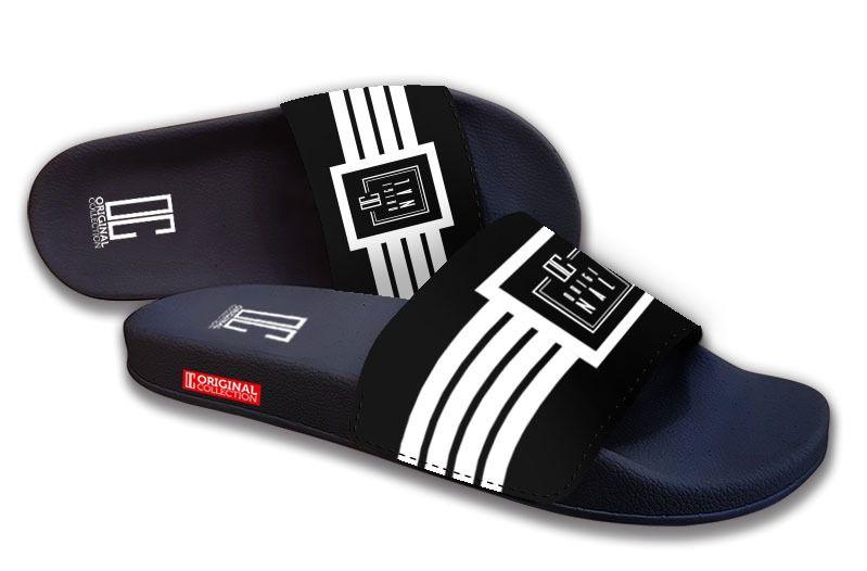 Chinelo Slide Stripes