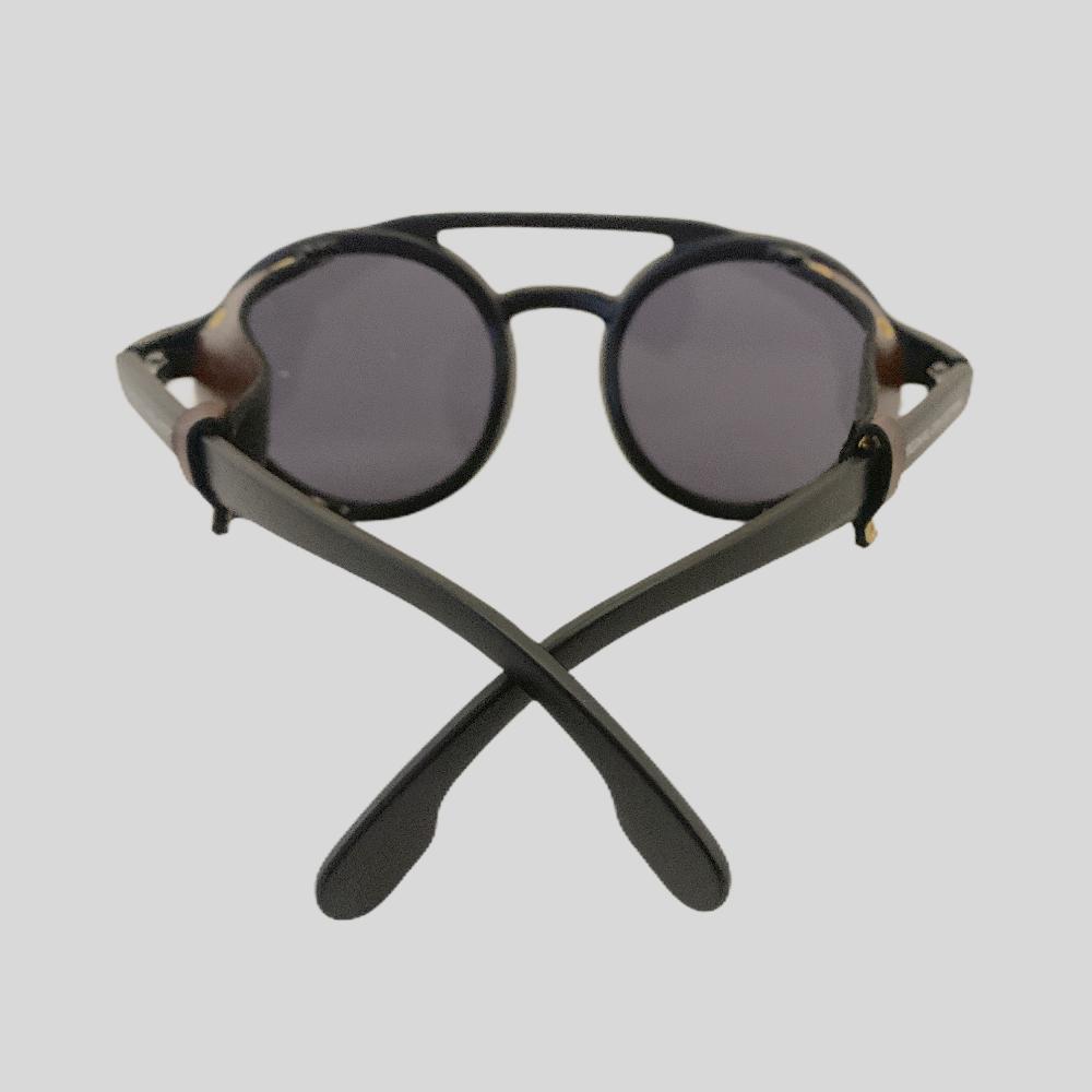 Óculos Original Collection Leather Preto Fosco