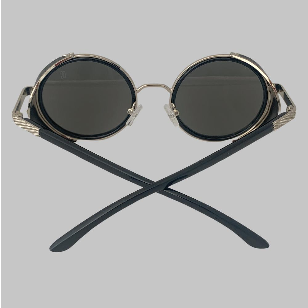 Óculos Original Collection Side Grid Prata