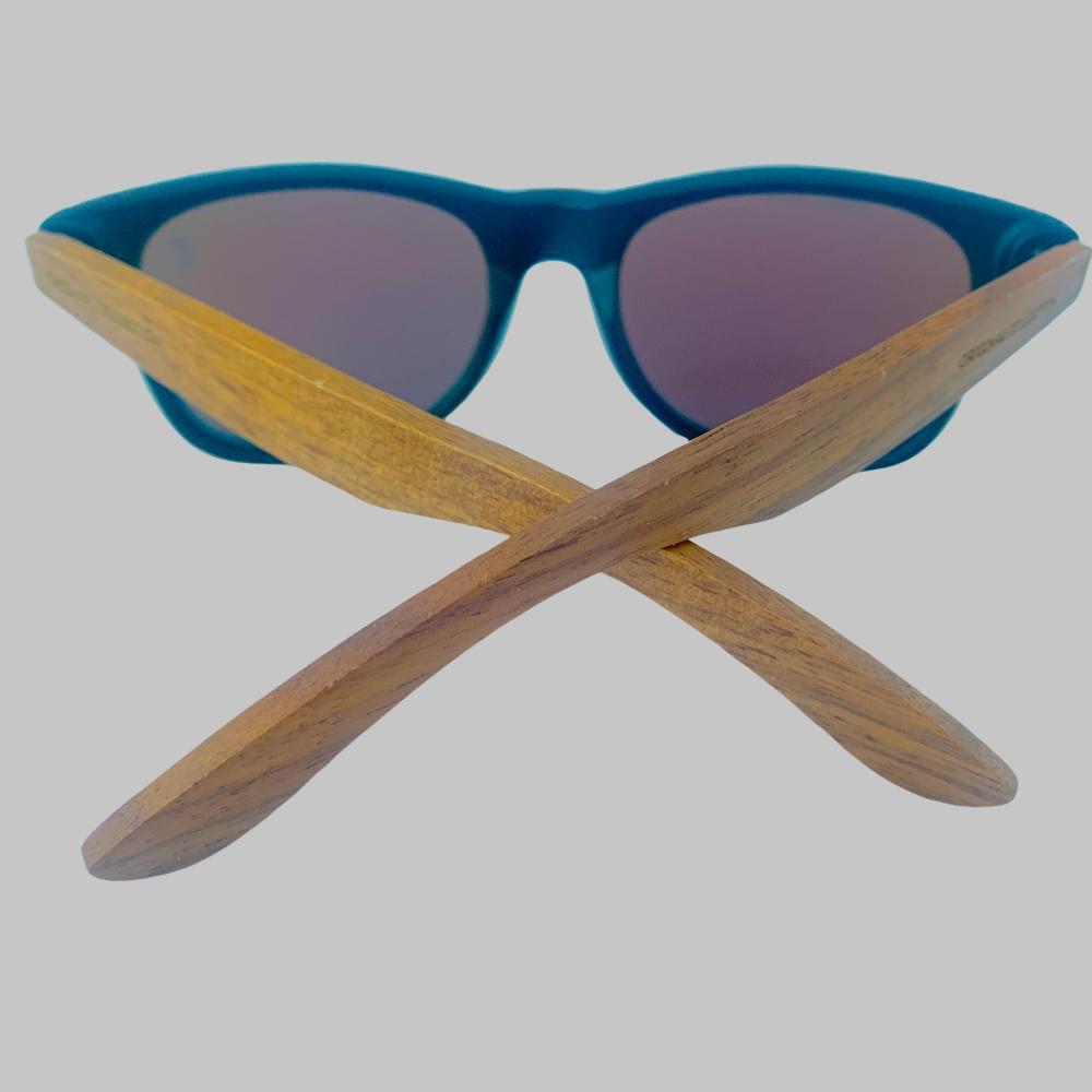 Óculos Original Collection Wooden Azul