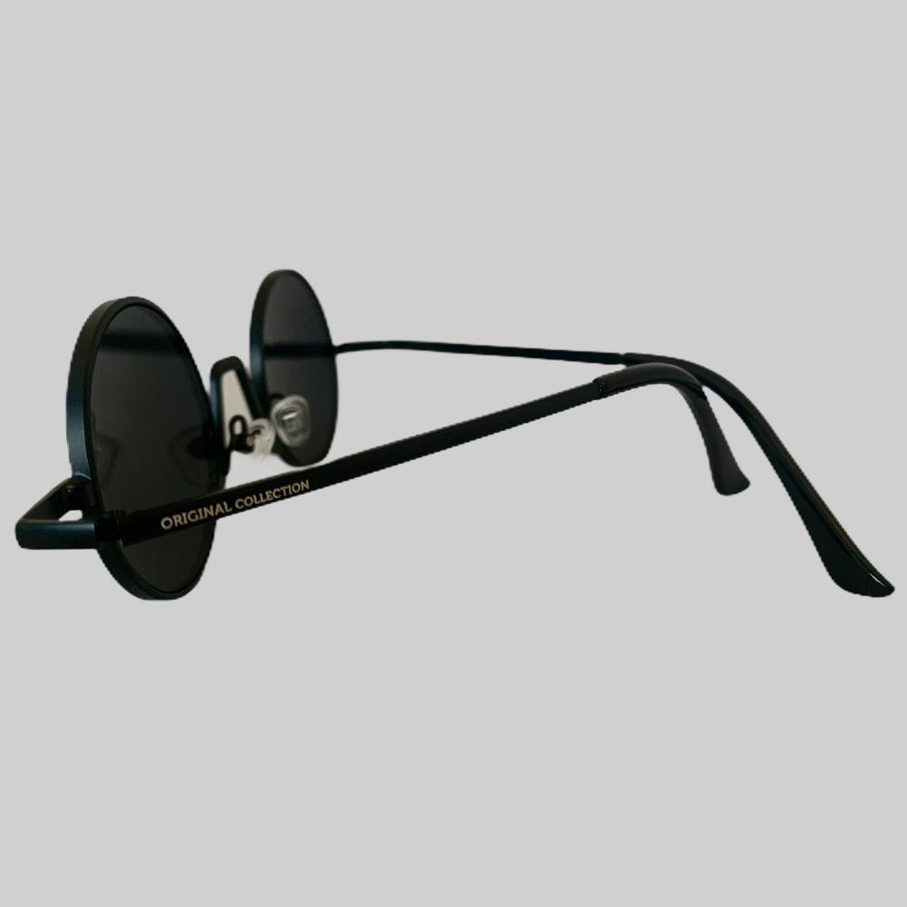 Óculos Original Collection Zeus Metal Preto