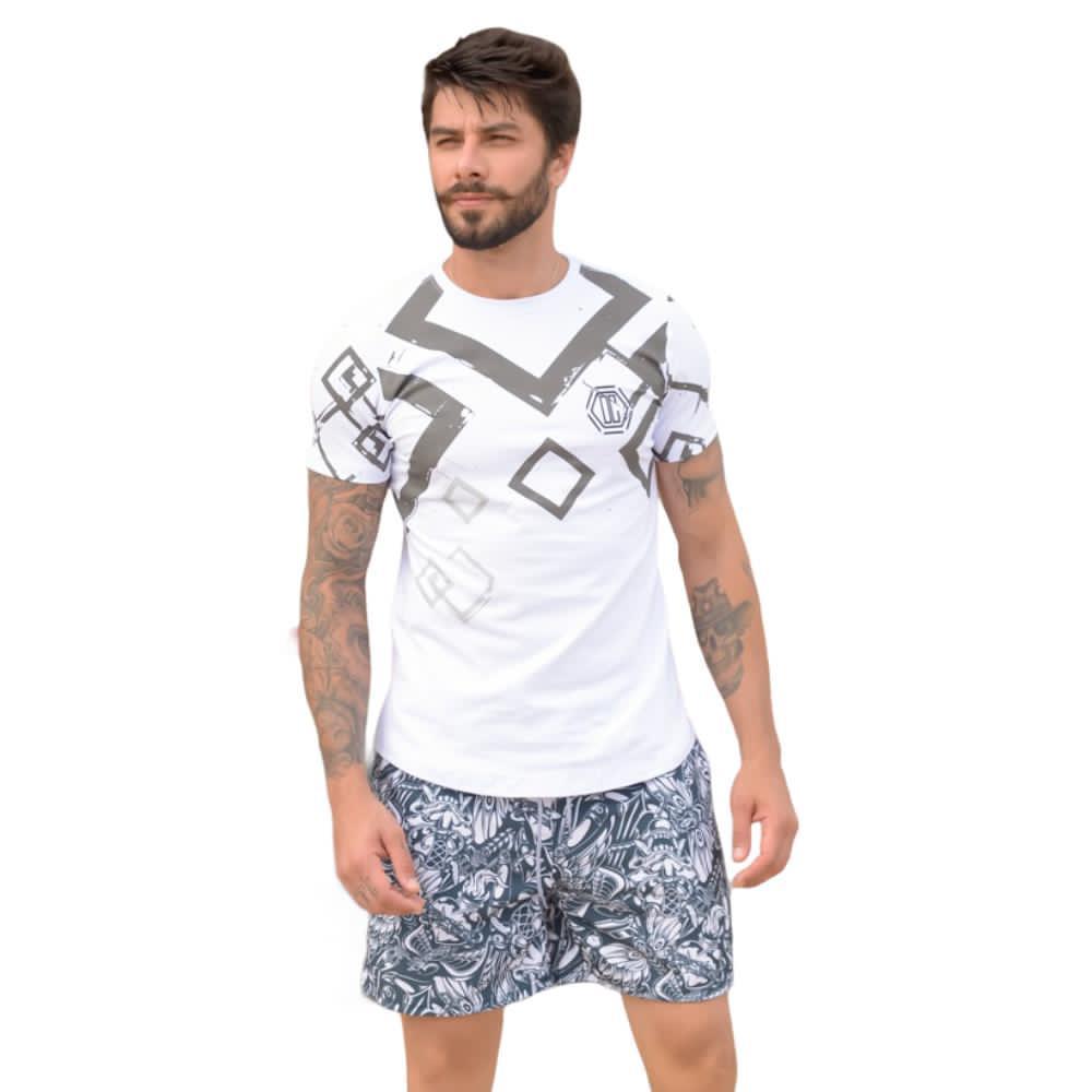 Shorts OC Hannya Preto