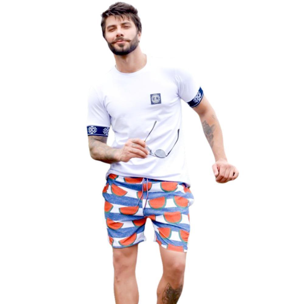 Shorts OC  Watermelon Azul