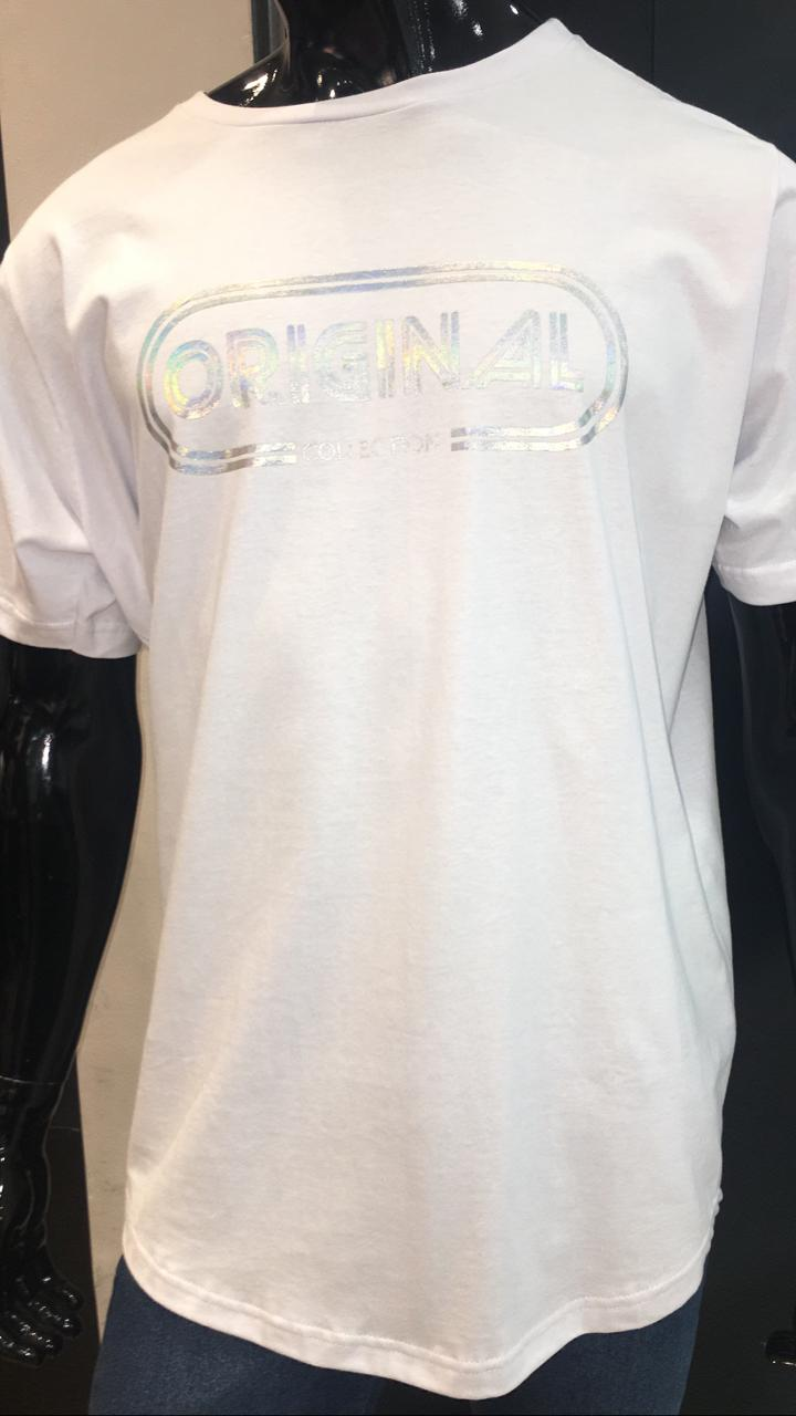 T Shirt  Confort Long Trendy
