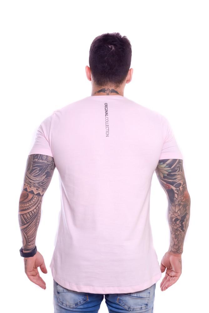 T shirt Confort Patent long