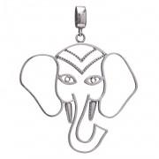 Pingente Ganesha Vazado Grande