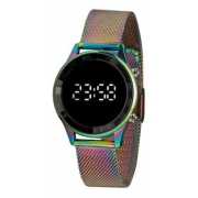Relógio Feminino Digital Led Lince LDM4649L PXQX